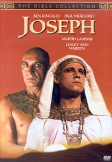 Joseph, The Bible Collection Series DVD