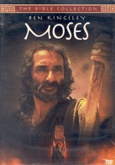 Moses, The Bible Collection Series DVD