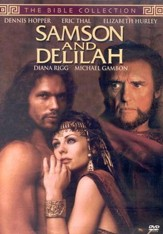 Samson and Delilah, The Bible Collection Series DVD