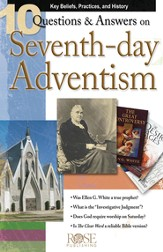 10 Q&A on Seventh-Day Adventism - eBook