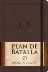 El Plan de Batalla, Diario de Oración  (The Battle Plan Prayer Journal)