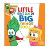 Little Guys Can Do Big Things Too, VeggieTales Digital Pop-Up Book