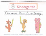McRuffy Handwriting Series: Cursive--Grade K