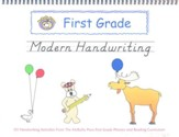 McRuffy Handwriting Series: Modern--Grade 1