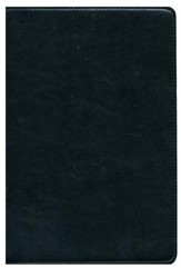 NKJV Waterproof Bible, Black Imitation Leather