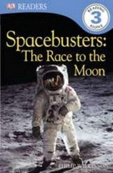 DK Readers, Level 3: Spacebusters: The Race to the Moon