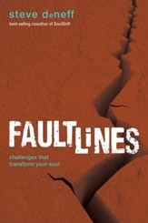 Faultlines: challenges that transform your soul - eBook