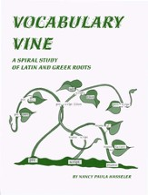 Vocabulary Vine: A Spiral Study of Latin and Greek  Roots