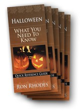 Halloween: What You Need To Know--5 Pack