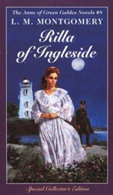 Anne of Green Gables Novels #8: Rilla of Ingleside  - Slightly Imperfect