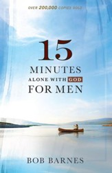 15 Minutes Alone with God for Men - eBook