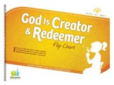 Answers Bible Curriculum: God is Creator & Redeemer Preschool Flip Chart Year 1 Quarter 2