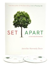 Set Apart: A 6 Week Study of The Beatitudes,  Leader Kit with DVD