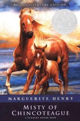 Misty of Chincoteague, 60th Anniversary Edition