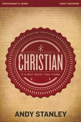 Christian Study Guide: It's Not What You Think - Slightly Imperfect
