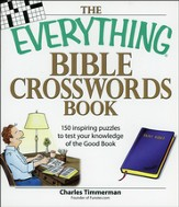 The Everything Bible Crosswords Book - Slightly Imperfect