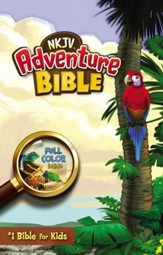 Adventure Bible, NKJV - eBook