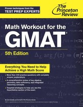 Math Workout for the GMAT, 5th Edition - eBook