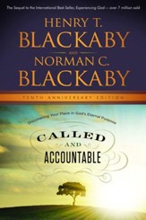 Called and Accountable: Discovering Your Place in God's Eternal Purpose, Anniversary Edition