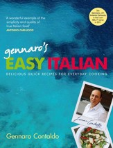 Gennaro's Easy Italian / Digital original - eBook