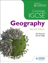 Cambridge IGCSE Geography 2nd Edition / Digital original - eBook