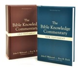 The Bible Knowledge Commentary: Old & New Testament, 2 Volumes