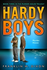 #24: The Hardy Boys Undercover Brothers: Murder House