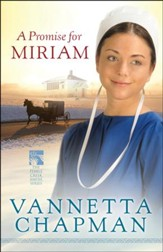 A Promise for Miriam, Pebble Creek Amish Series #1
