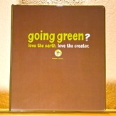 Going Green Binder