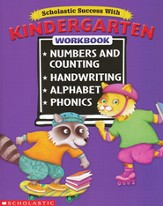 Scholastic Success with Kindergarten Workbook