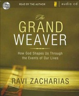 The Grand Weaver Audiobook on CD