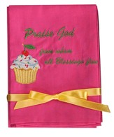 Praise God From Whom All Blessings Flow Hand Towel