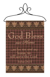 God Bless Our Home Banner