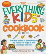 The Everything Kids' Cookbook: From mac n cheese to  double chocolate chip cookies