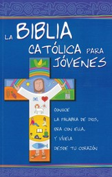 La Biblia Cathólica para Jóvenes  (The Catholic Youth Bible) - Slightly Imperfect