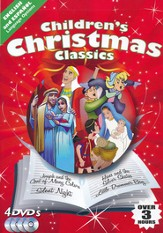 Children's Christmas Classics, DVD