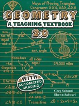 Teaching Textbooks Geometry Version 2.0 CD-Rom Set