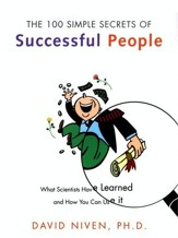 The 100 Simple Secrets of Successful People - eBook