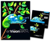 enVision Math Grade 4 (2011 Copyright) Homeschool Bundle