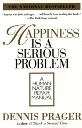 Happiness Is a Serious Problem - eBook