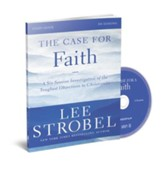 The Case for Faith Revised Study Guide with DVD: Investigating the Toughest Objections to Christianity