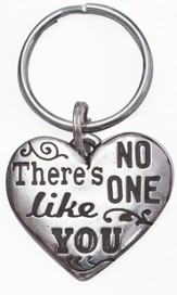 No One Like You Keyring