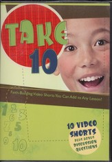 Take 10: Faith Building Video Shorts You Can Add to Any Lesson DVD