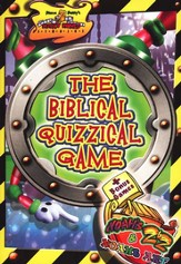 The Biblical Quizzical Game on CD-ROM