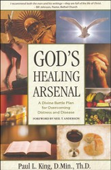 God's Healing Arsenal: A Divine Battle Plan for Overcoming Distress and Disease - Slightly Imperfect