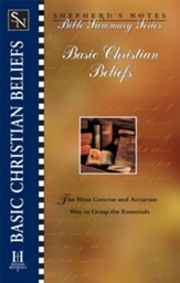 Shepherd's Notes on Basic Christian Beliefs - eBook