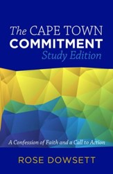 The Cape Town Commitment, Study Edition
