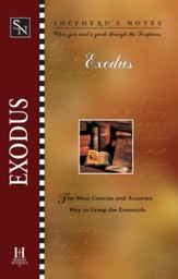 Shepherd's Notes on Exodus - eBook
