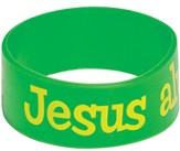 Jesus Always Loves Us Wristbands, Package of 10