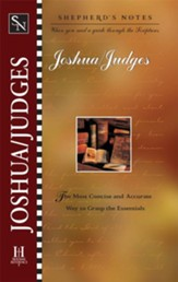 Shepherd's Notes on Joshua and Judges - eBook